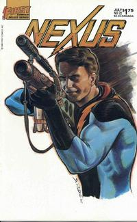 Cover Thumbnail for Nexus (First, 1985 series) #22
