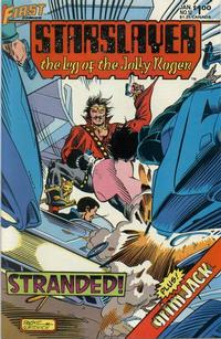 Cover Thumbnail for Starslayer (First, 1983 series) #12