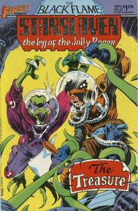 Cover Thumbnail for Starslayer (First, 1983 series) #22