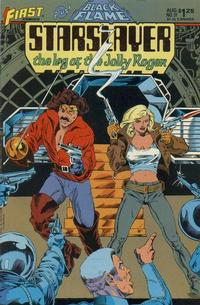 Cover Thumbnail for Starslayer (First, 1983 series) #31