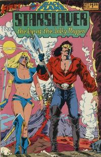 Cover Thumbnail for Starslayer (First, 1983 series) #33