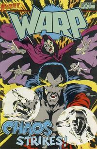 Cover Thumbnail for Warp (First, 1983 series) #16