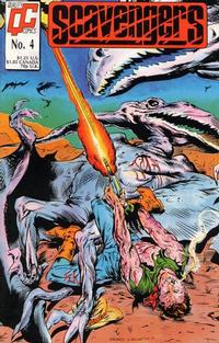 Cover Thumbnail for Scavengers (Fleetway/Quality, 1988 series) #4 [US]