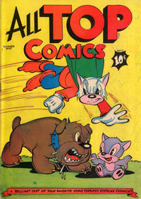 Cover Thumbnail for All Top Comics (Fox, 1946 series) #2