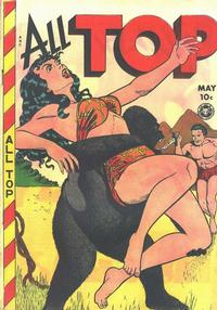 Cover for All Top Comics (Fox, 1946 series) #17