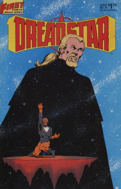 Cover for Dreadstar (First, 1986 series) #31