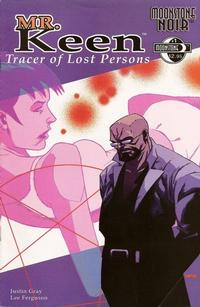 Cover Thumbnail for Moonstone Noir: Mr. Keen, Tracer of Lost Persons (Moonstone, 2003 series) #1
