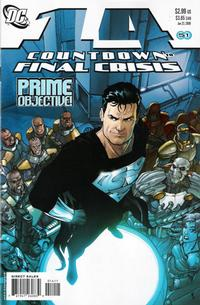 Cover Thumbnail for Countdown (DC, 2007 series) #14