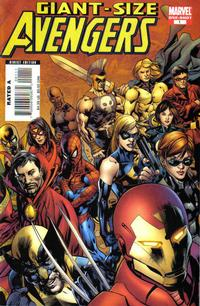 Cover Thumbnail for Giant-Size Avengers (Marvel, 2008 series) #1