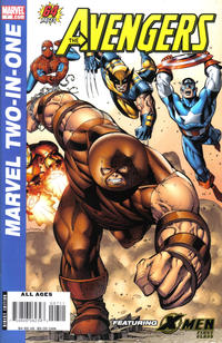 Cover Thumbnail for Marvel Two-In-One (Marvel, 2007 series) #7