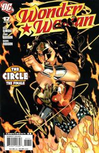 Cover Thumbnail for Wonder Woman (DC, 2006 series) #17