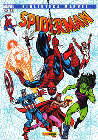 Cover Thumbnail for Biblioteca Marvel: Spiderman (Panini España, 2005 series) #41