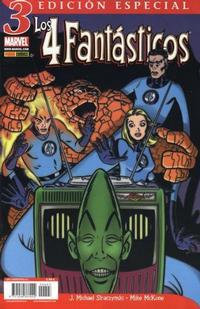 Cover Thumbnail for Los 4 Fantásticos (Panini España, 2006 series) #3
