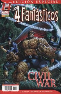 Cover Thumbnail for Los 4 Fantásticos (Panini España, 2006 series) #14