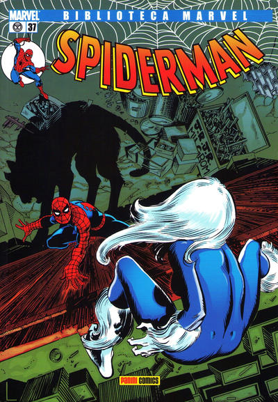 Cover for Biblioteca Marvel: Spiderman (2005 series) #37