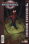 Cover for Ultimate Spiderman (Panini España, 2006 series) #4