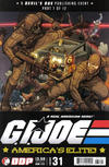 Cover for G.I. Joe: America's Elite (Devil's Due Publishing, 2005 series) #31