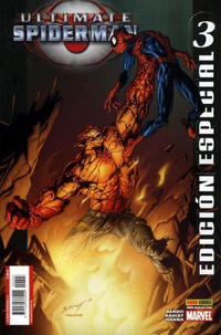 Cover Thumbnail for Ultimate Spiderman (Panini España, 2006 series) #3