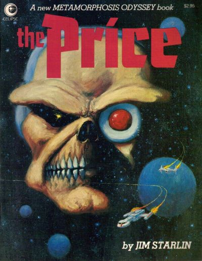 Cover for The Price (Eclipse, 1981 series) #[nn]