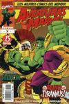 Cover for Aventuras Marvel (Planeta DeAgostini, 1998 series) #7