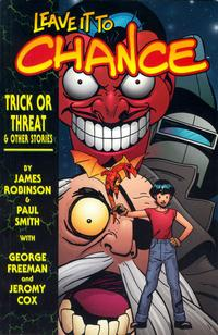 Cover Thumbnail for Leave It to Chance: Trick or Threat and Other Stories (Image, 1998 series)