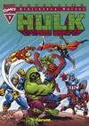 Cover for Biblioteca Marvel: Hulk (Planeta DeAgostini, 2004 series) #7