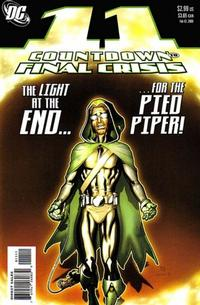 Cover for Countdown (DC, 2007 series) #11