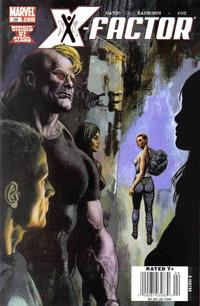 Cover Thumbnail for X-Factor (Marvel, 2006 series) #28 [Newsstand Edition]