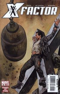 Cover for X-Factor (2006 series) #29 [Direct Edition]