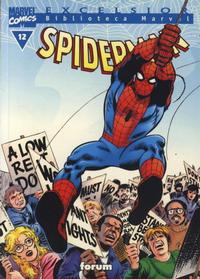 Cover for Biblioteca Marvel: Spiderman (Planeta DeAgostini, 2003 series) #12