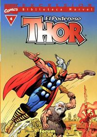 Cover Thumbnail for Biblioteca Marvel: Thor (Planeta DeAgostini, 2001 series) #4