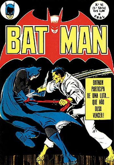 Cover for Batman (3 Srie) (1969 series) #41