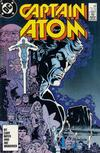 Cover for Captain Atom (DC, 1987 series) #2