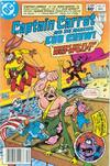 Cover for Captain Carrot and His Amazing Zoo Crew! (DC, 1982 series) #10 [Newsstand Edition]