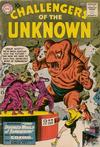 Cover for Challengers of the Unknown (DC, 1958 series) #18