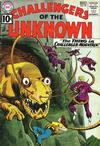 Cover for Challengers of the Unknown (DC, 1958 series) #22