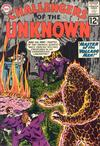 Cover for Challengers of the Unknown (DC, 1958 series) #27