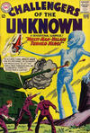 Cover for Challengers of the Unknown (DC, 1958 series) #30
