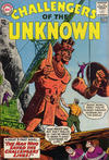 Cover for Challengers of the Unknown (DC, 1958 series) #31
