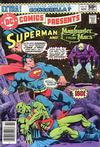 Cover Thumbnail for DC Comics Presents (1978 series) #27 [Newsstand Variant]