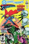 Cover for DC Comics Presents (DC, 1978 series) #60 [Direct-Sales]