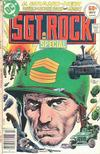 Cover for DC Special Series (DC, 1977 series) #3 - Sgt. Rock Special