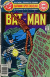 Cover for DC Special Series (DC, 1977 series) #15 - Batman