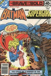 Cover Thumbnail for The Brave and the Bold (DC, 1955 series) #147 [Newsstand]