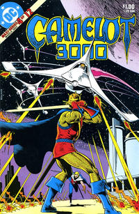 Cover Thumbnail for Camelot 3000 (DC, 1982 series) #4