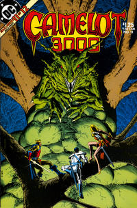 Cover Thumbnail for Camelot 3000 (DC, 1982 series) #11