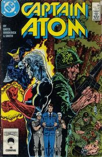 Cover for Captain Atom (1987 series) #9