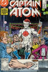 Cover Thumbnail for Captain Atom (DC, 1987 series) #13