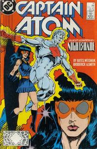 Cover Thumbnail for Captain Atom (DC, 1987 series) #14