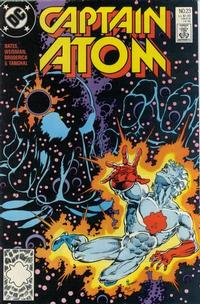 Cover Thumbnail for Captain Atom (DC, 1987 series) #23